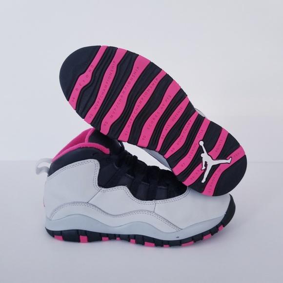 detailed look 97652 636af Jordan Other - Nike Jordan Kids Jordan 10 Retro